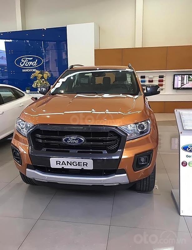 Cần bán Ford Ranger Wildtrak 2.0L 4x4 AT sản xuất 2019, nhập khẩu (1)