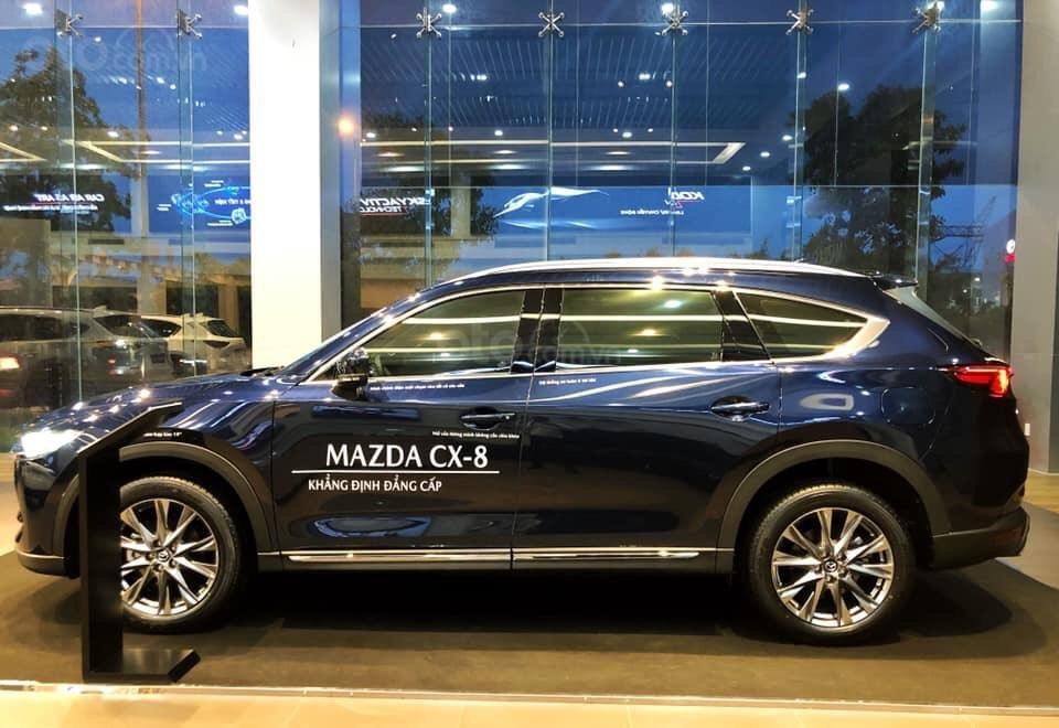 Mazda CX8 - Ưu đãi cực hấp dẫn tháng Ngâu - Hỗ trợ trả góp-0