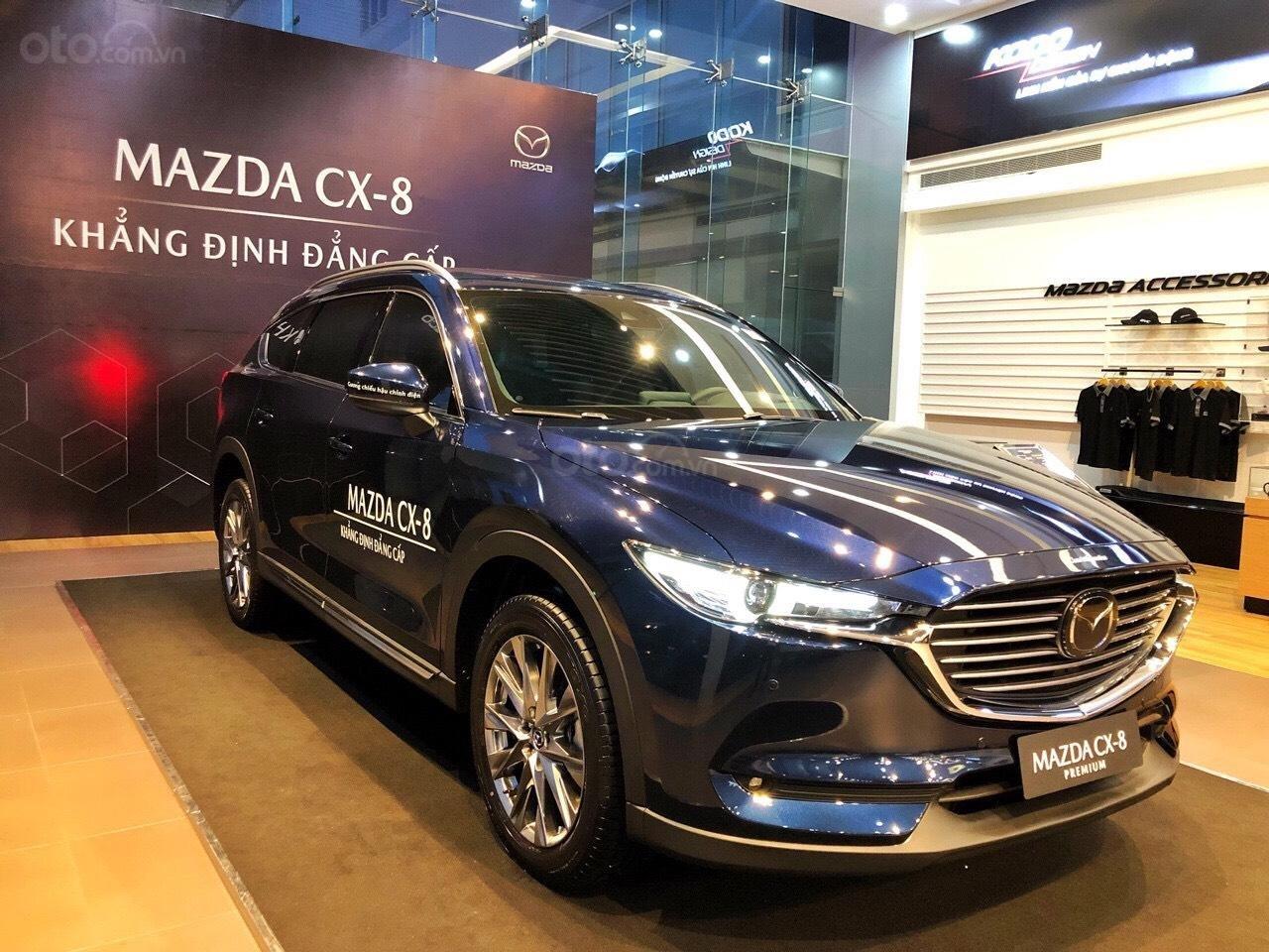 Mazda CX8 - Ưu đãi cực hấp dẫn tháng Ngâu - Hỗ trợ trả góp-1