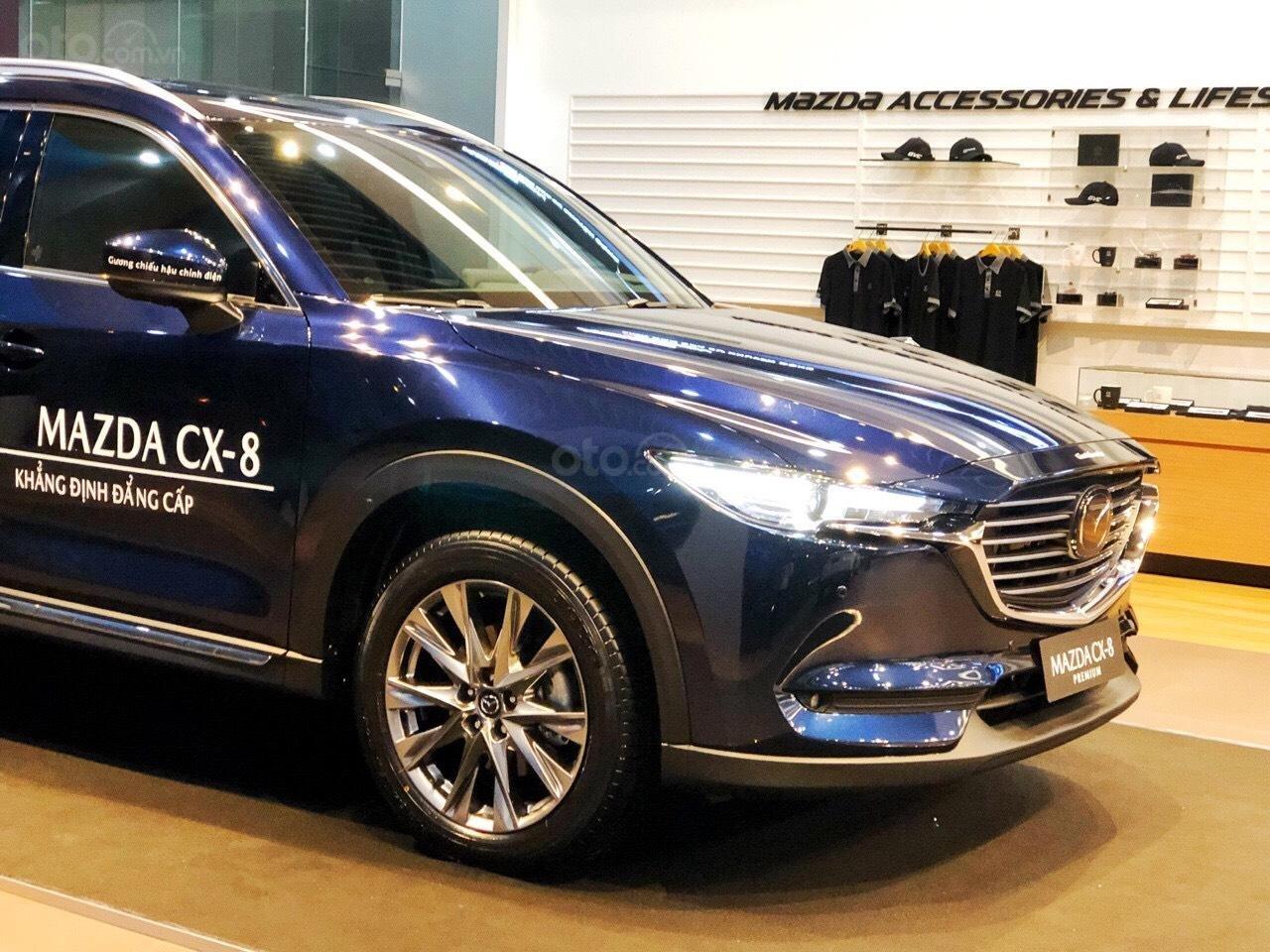 Mazda CX8 - Ưu đãi cực hấp dẫn tháng Ngâu - Hỗ trợ trả góp-4