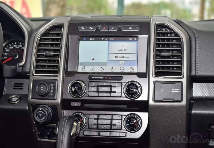 Ford F 150 2020 Hồ Chí Minh, giá tốt giao xe ngay toàn quốc, LH 0844.177.222 (10)