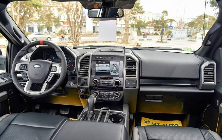 Ford F 150 2020 Hồ Chí Minh, giá tốt giao xe ngay toàn quốc, LH 0844.177.222 (11)
