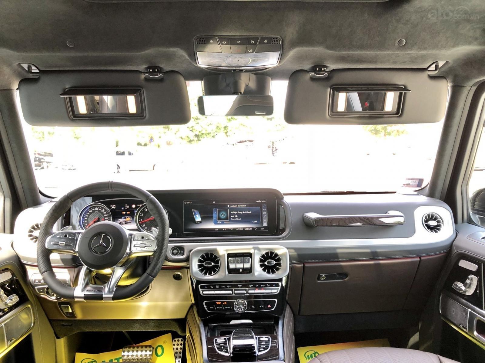 Mercedes G63 AMG 2021 Hà Nội. Giá tốt, giao xe ngay toàn quốc (7)