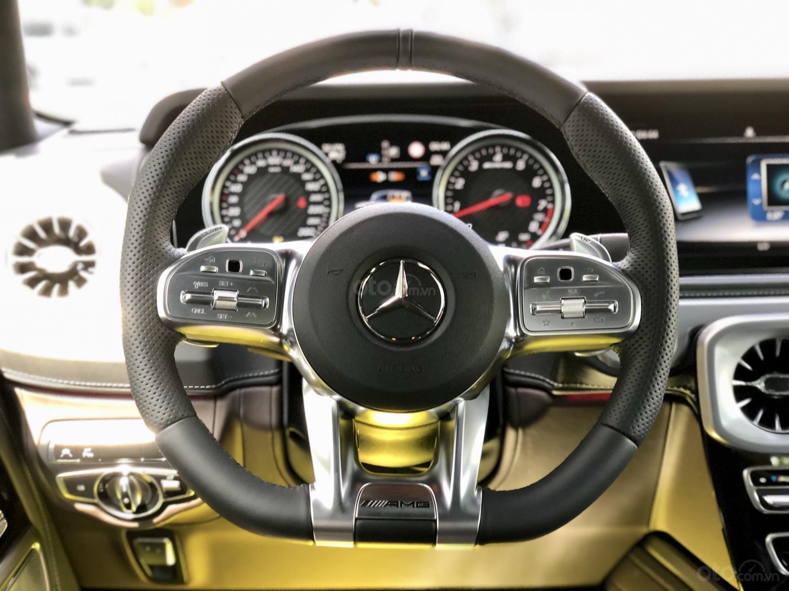 Mercedes G63 AMG 2021 Hà Nội. Giá tốt, giao xe ngay toàn quốc (10)