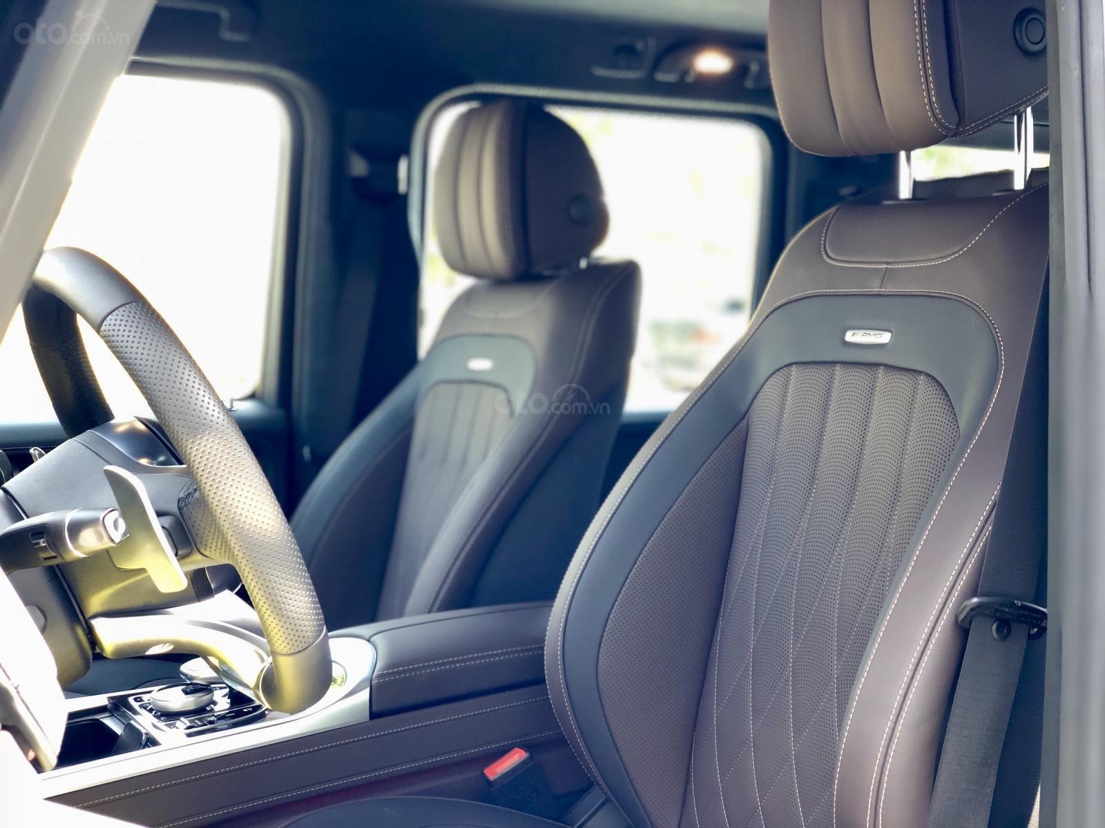 Mercedes G63 AMG 2021 Hà Nội. Giá tốt, giao xe ngay toàn quốc (11)