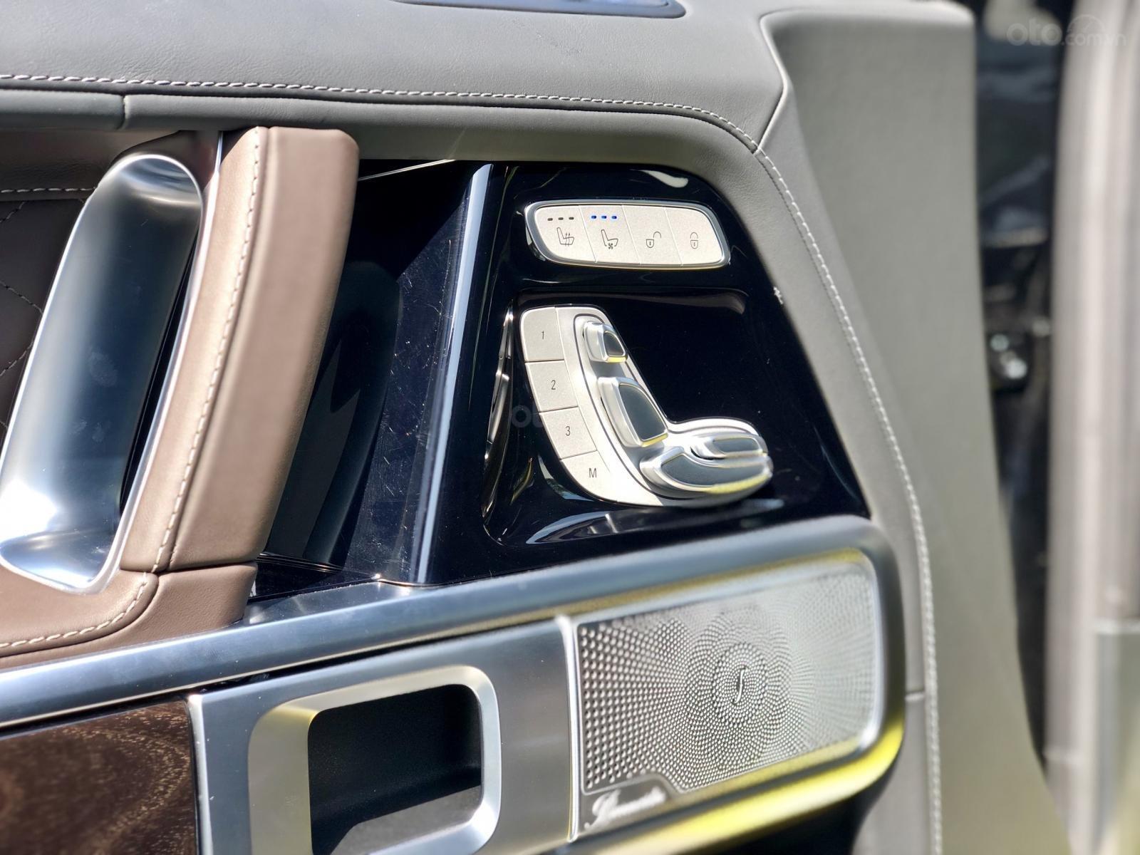 Mercedes G63 AMG 2021 Hà Nội. Giá tốt, giao xe ngay toàn quốc (14)