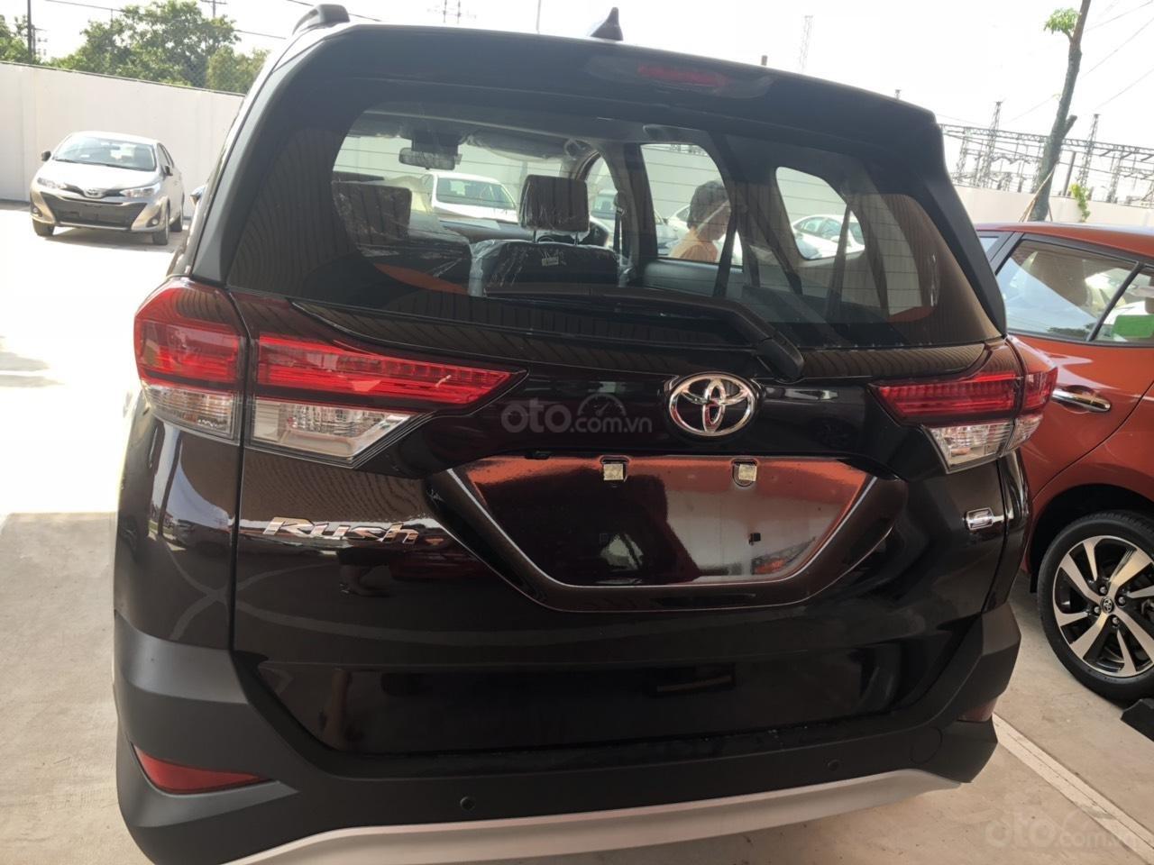 Bán Toyota Rush 1.5S AT năm 2019, màu đỏ, xe nhập, thanh toán 250tr nhận xe (3)