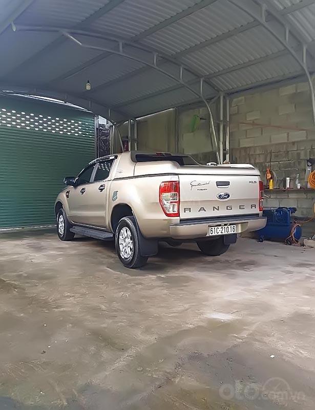 Bán Ford Ranger đời 2016, nhập khẩu-0