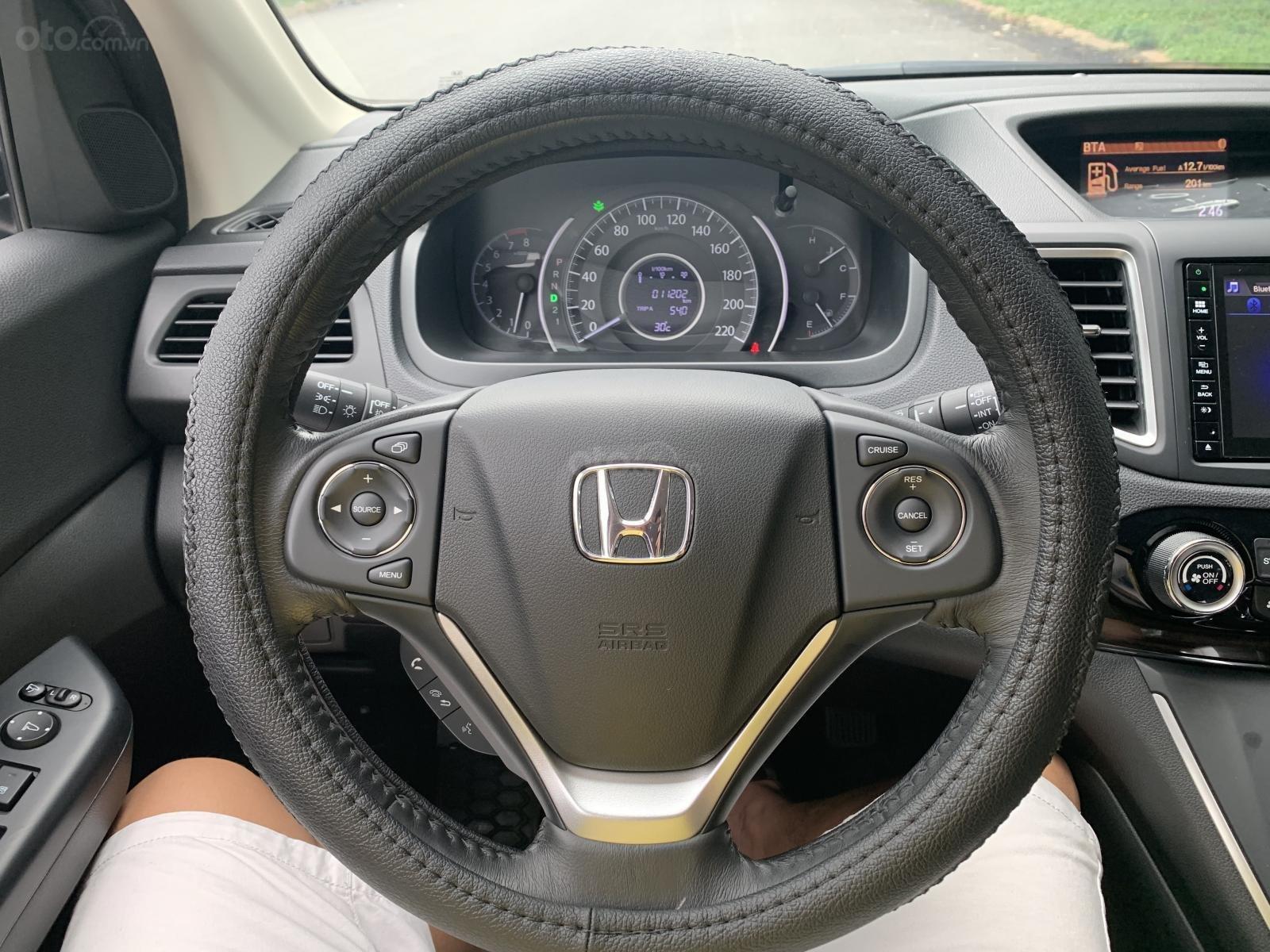 Bán xe Honda CR V 2.4 SX 12/2014 model 2015, siêu lướt-5