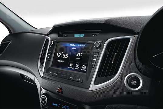 Hyundai Creta Sports Edition tăng nhiệt độ cạnh tranh
