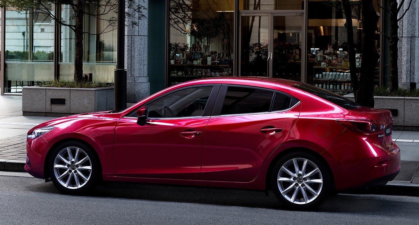 22.500 xe Mazda3 tại Bắc Mỹ bị triệu hồi do lỗi gương chiếu hậu