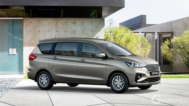 Suzuki Ertiga cháy hàng, khách hàng chưa chắc nhận được xe trong năm nay