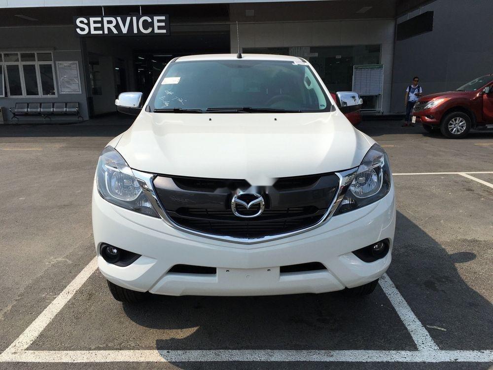 Bán Mazda BT 50 năm 2019, màu trắng, nhập khẩu nguyên chiếc, 620tr (4)