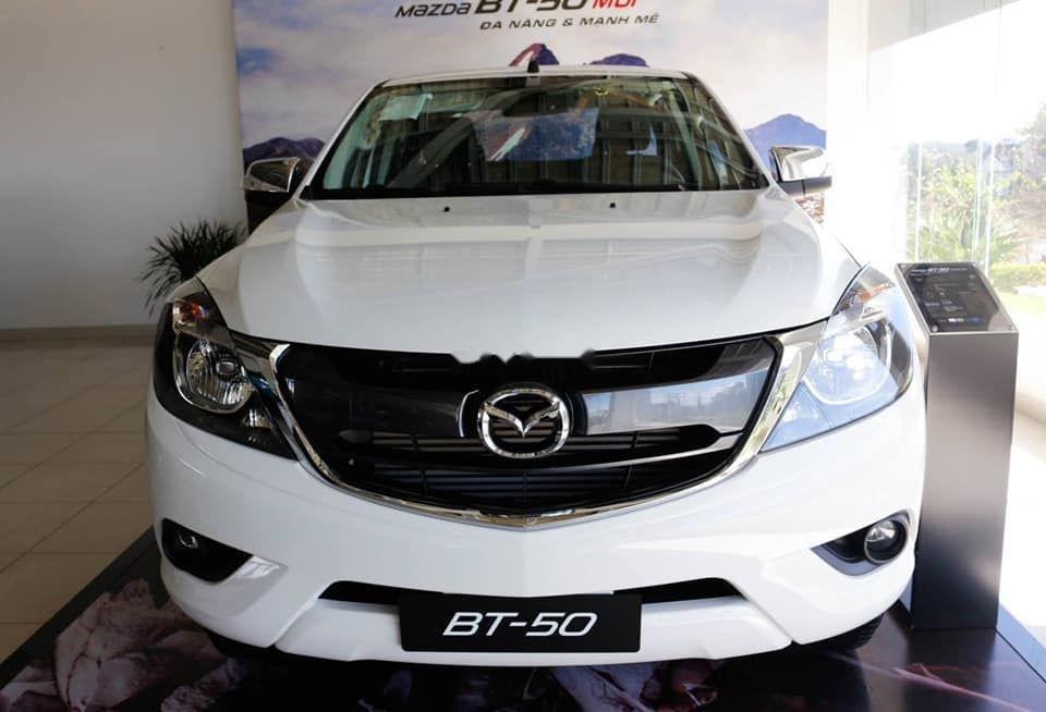 Bán Mazda BT 50 năm 2019, màu trắng, nhập khẩu nguyên chiếc, 620tr (5)