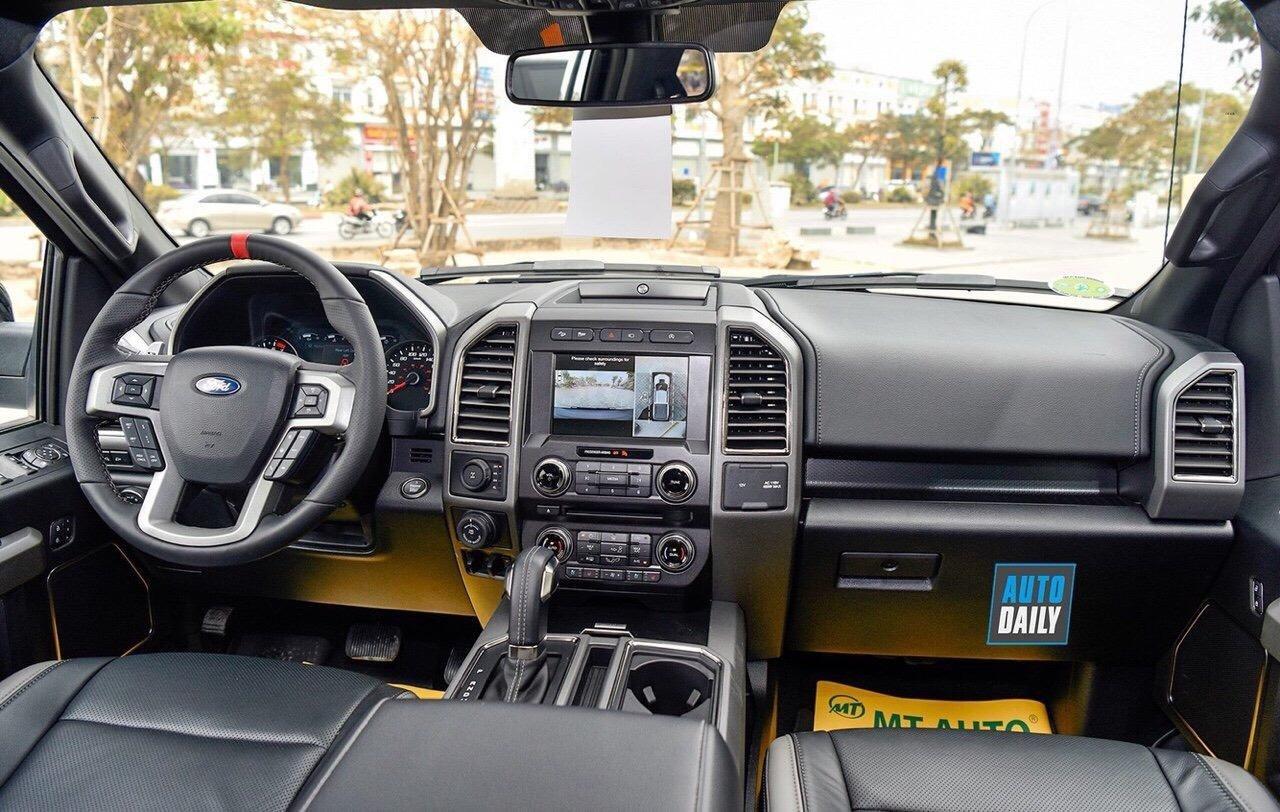 Bán siêu bán tải Ford F150 Raptor 2020, LH Ms Hương giá tốt giao ngay toàn quốc (18)