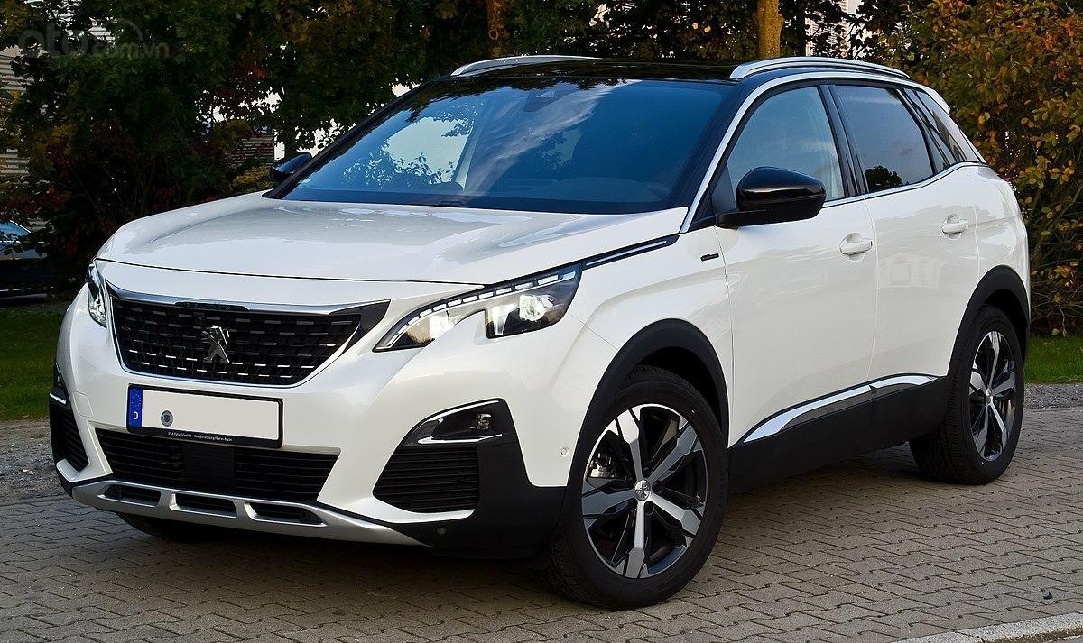 Bán Peugeot 3008 All New - Peugeot Bình Dương - 0988775671-0