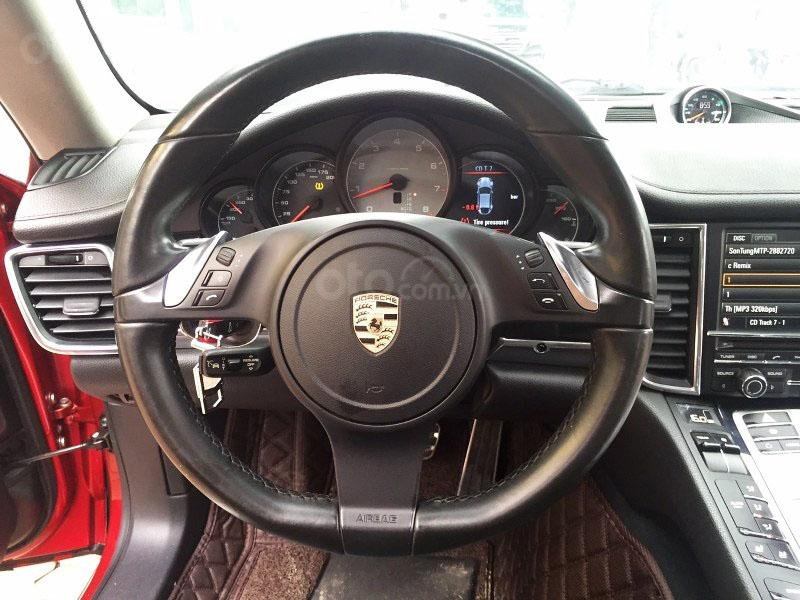 Ô Tô Đức Thiện bán siêu xe Porsche Panamera 4S (8)