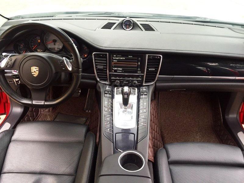 Ô Tô Đức Thiện bán siêu xe Porsche Panamera 4S (7)