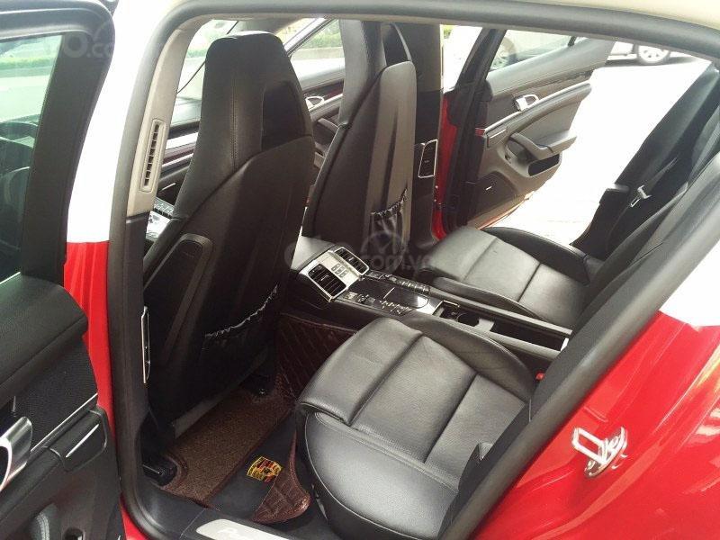Ô Tô Đức Thiện bán siêu xe Porsche Panamera 4S (6)