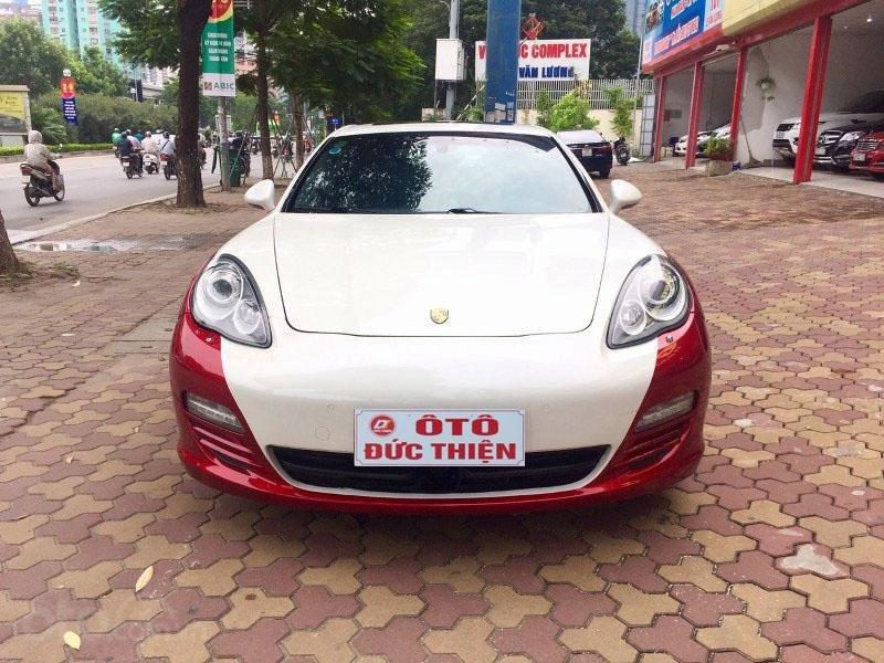Ô Tô Đức Thiện bán siêu xe Porsche Panamera 4S (2)
