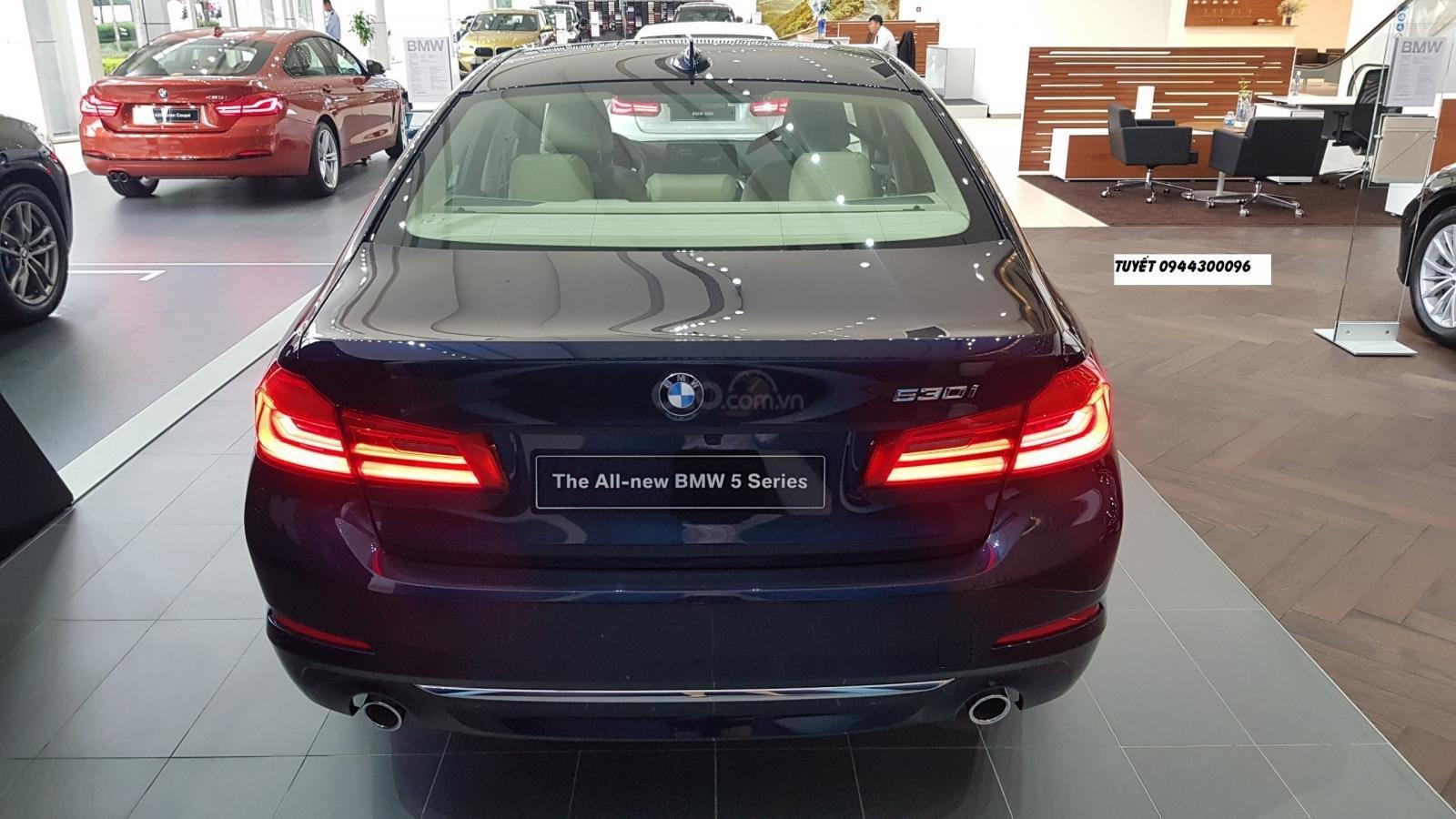 Bán BMW 530i, giảm giá 100tr, tặng BHVC, thủ tục nhanh gọn, giao xe tận nhà (3)
