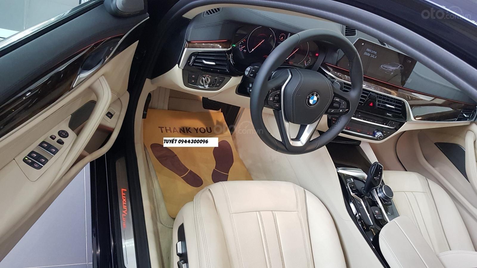 Bán BMW 530i, giảm giá 100tr, tặng BHVC, thủ tục nhanh gọn, giao xe tận nhà (5)