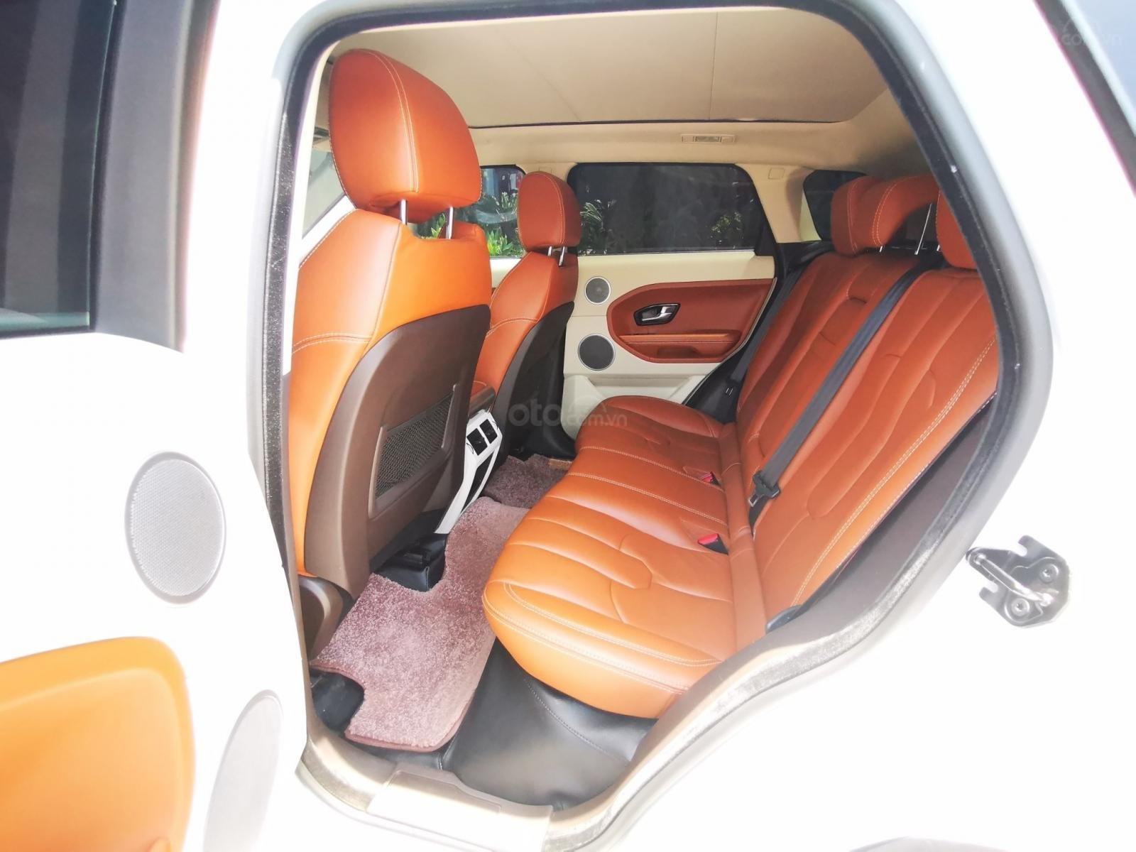 Bán xe LandRover Evoque đời 2013, màu trắng, một chủ đi từ đầu (6)