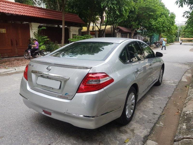 Bán Nissan Teana 2.0AT sản xuất 2010 (5)