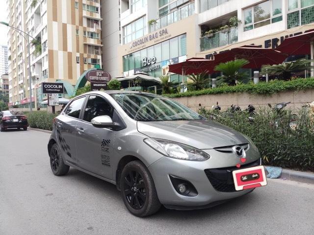 Ô Tô Thủ Đô bán xe Mazda 2 1.5L sản xuất 2013 màu bạc, 335 triệu (3)