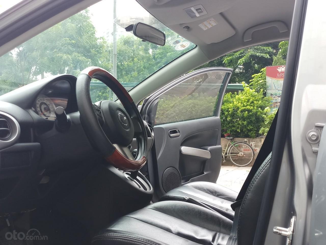 Ô Tô Thủ Đô bán xe Mazda 2 1.5L sản xuất 2013 màu bạc, 335 triệu (7)