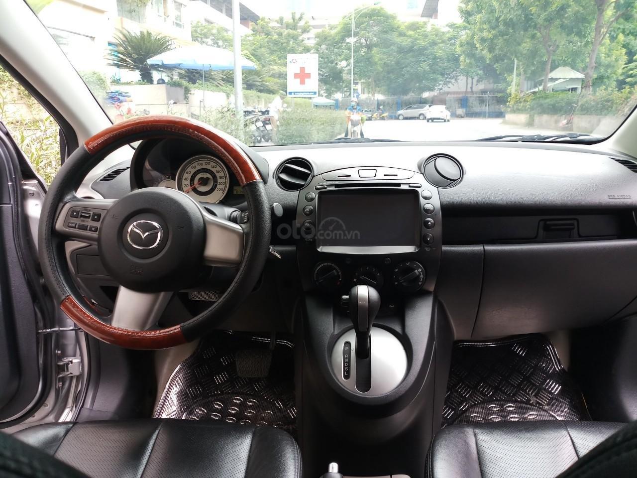 Ô Tô Thủ Đô bán xe Mazda 2 1.5L sản xuất 2013 màu bạc, 335 triệu (5)