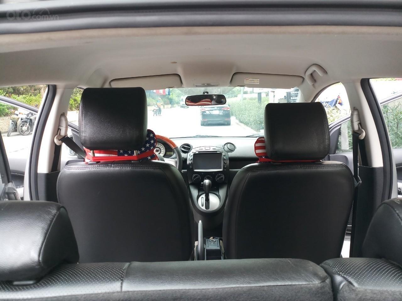 Ô Tô Thủ Đô bán xe Mazda 2 1.5L sản xuất 2013 màu bạc, 335 triệu (9)