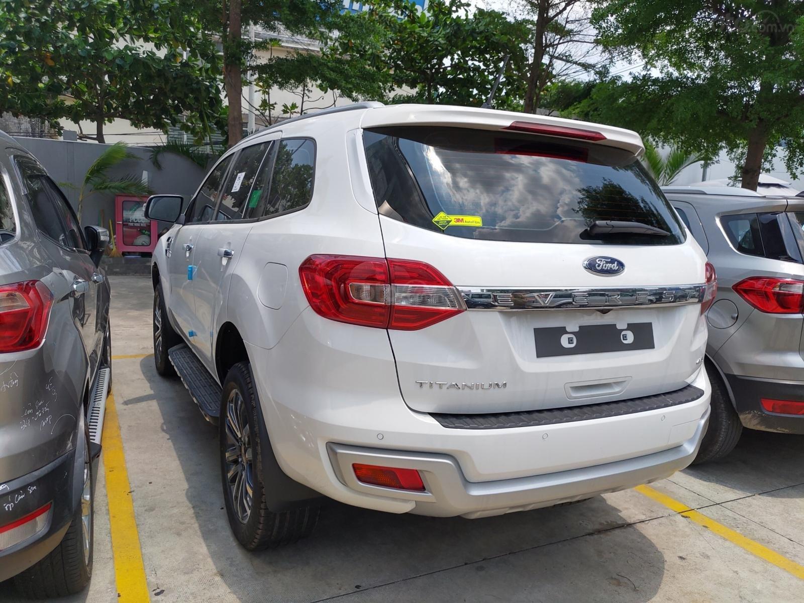 Ford Everest Titanium Bi-Turbo, 2 cầu tự động, nhập khẩu Thái Lan, giá niêm yết 1 tỷ 399tr-9