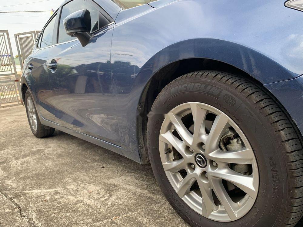 Bán Mazda 3 đời 2017, màu xanh lam, xe nhập còn mới, 600 triệu (5)