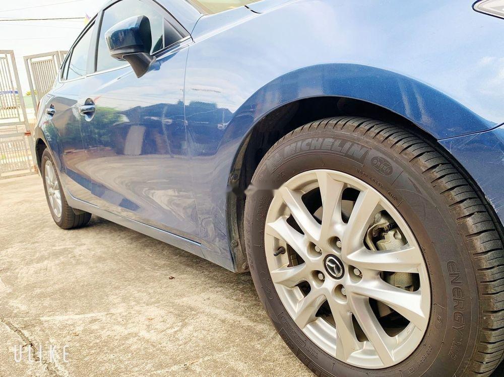 Bán Mazda 3 đời 2017, màu xanh lam, xe nhập còn mới, 600 triệu (2)
