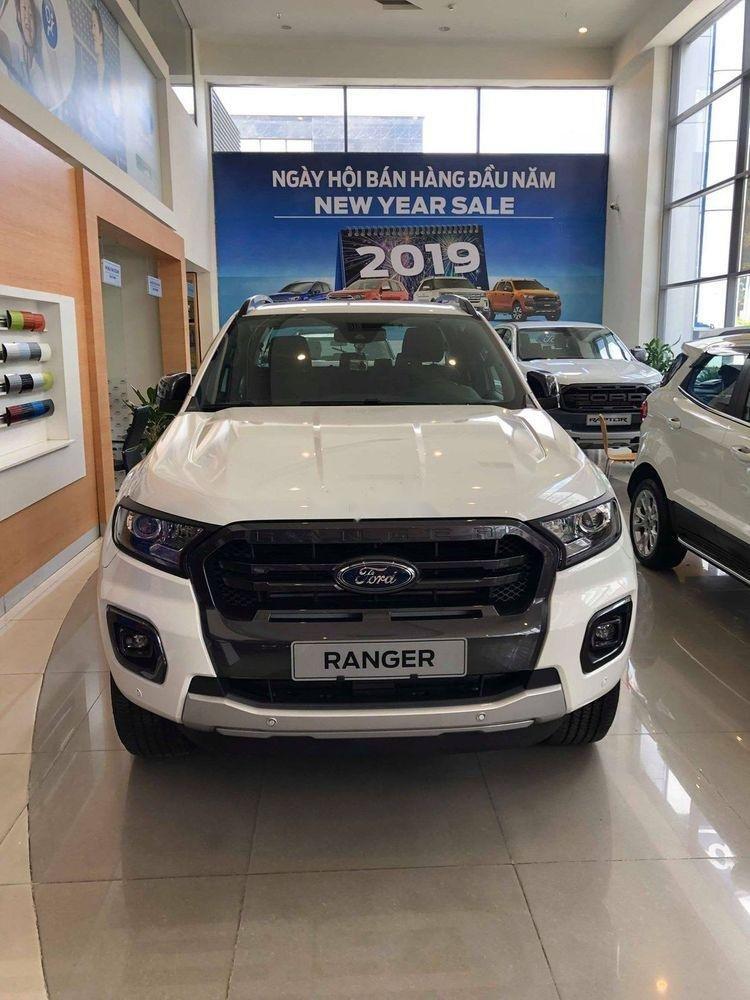 Bán Ford Ranger đời 2019, màu trắng, nhập khẩu (4)