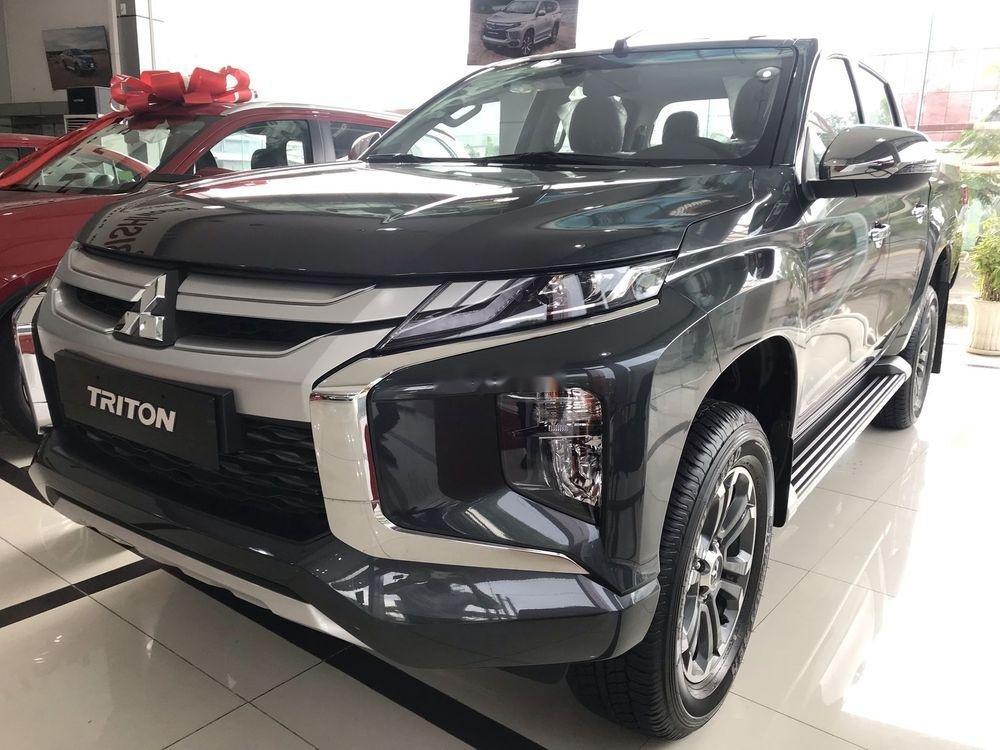 Bán Mitsubishi Triton năm 2019, màu đen, nhập khẩu  -1