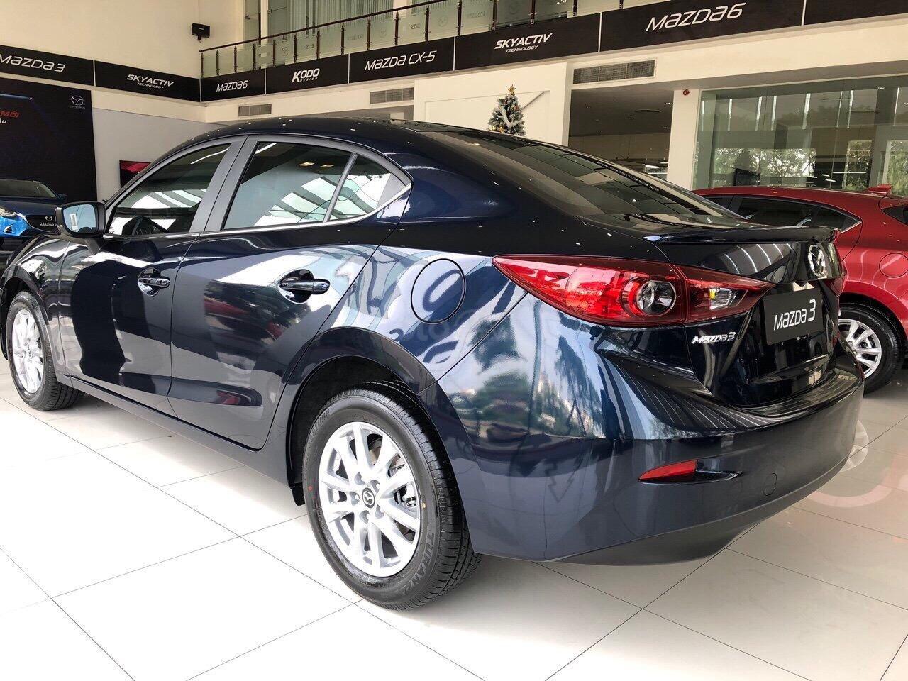 Bán xe Mazda 3 xanh đen 2019 - Tặng gói bảo dưỡng miễn phí - Hỗ trợ trả góp 80% (7)