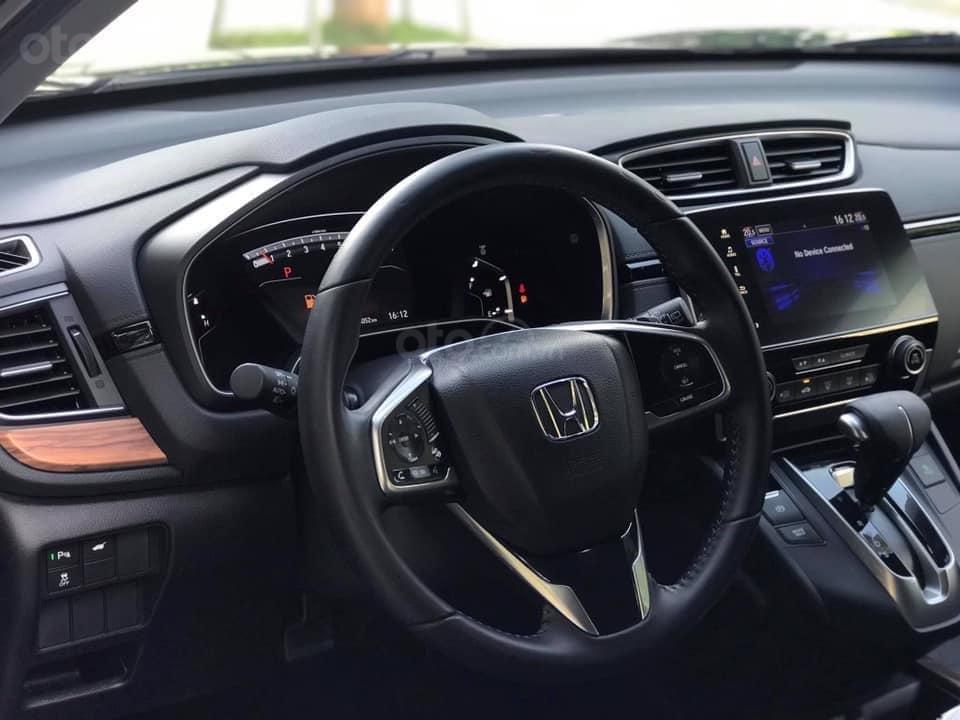 Bán Honda CRV 1.5 Tubor bản L màu đen, sản xuất 2018 đăng ký 03/2019 tên tư nhân chính chủ-5