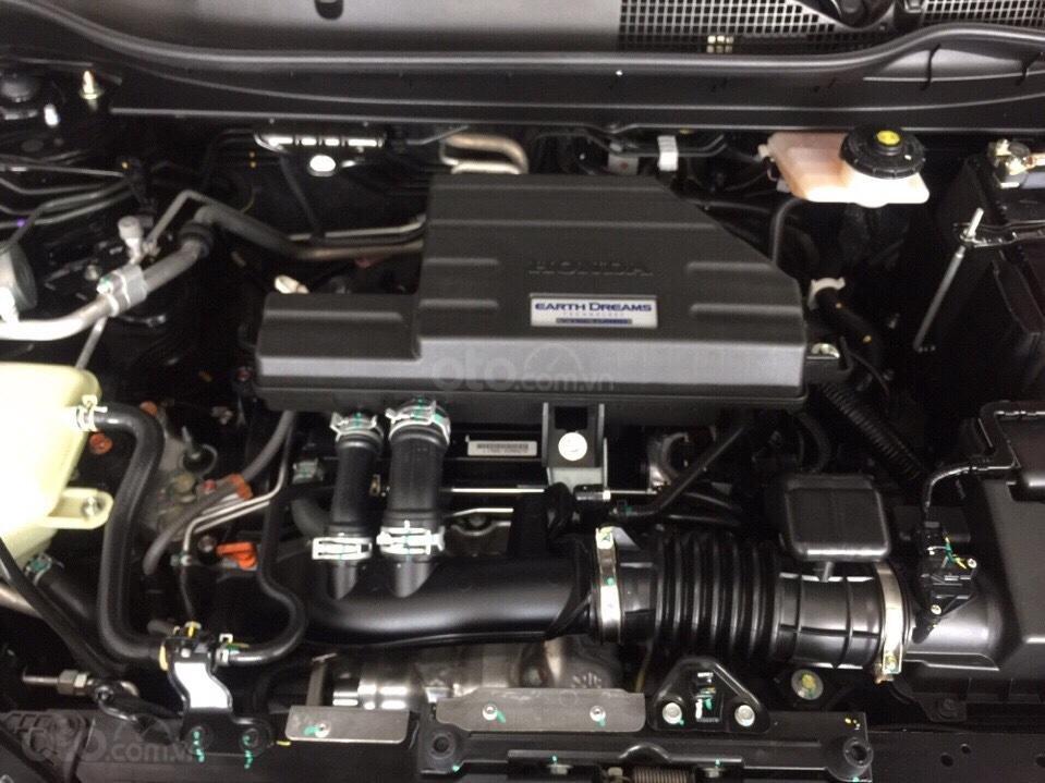 Bán Honda CRV 1.5 Tubor bản L màu đen, sản xuất 2018 đăng ký 03/2019 tên tư nhân chính chủ-9