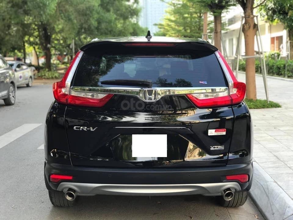 Bán Honda CRV 1.5 Tubor bản L màu đen, sản xuất 2018 đăng ký 03/2019 tên tư nhân chính chủ-6