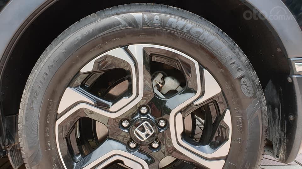 Bán Honda CRV 1.5 Tubor bản L màu đen, sản xuất 2018 đăng ký 03/2019 tên tư nhân chính chủ-11