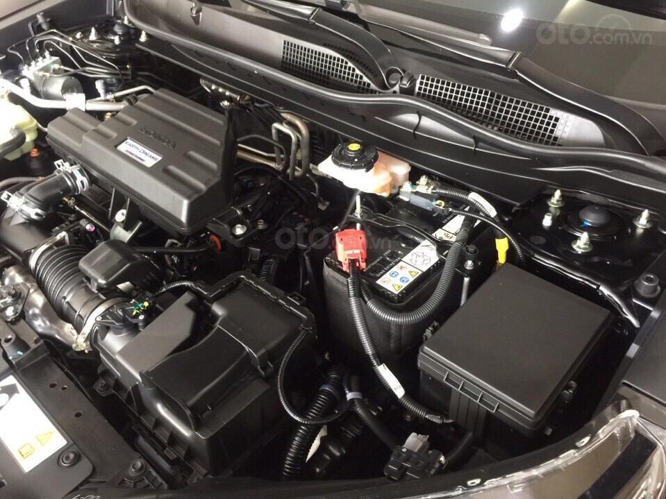 Bán Honda CRV 1.5 Tubor bản L màu đen, sản xuất 2018 đăng ký 03/2019 tên tư nhân chính chủ-10