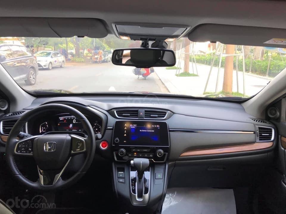 Bán Honda CRV 1.5 Tubor bản L màu đen, sản xuất 2018 đăng ký 03/2019 tên tư nhân chính chủ-7