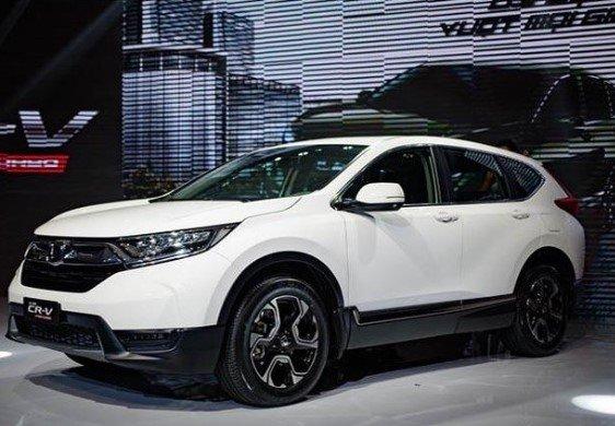 """Giá xe Honda CR-V 2019 tại đại lý tháng 8: Không """"kèm lạc"""", ưu đãi nhẹ."""