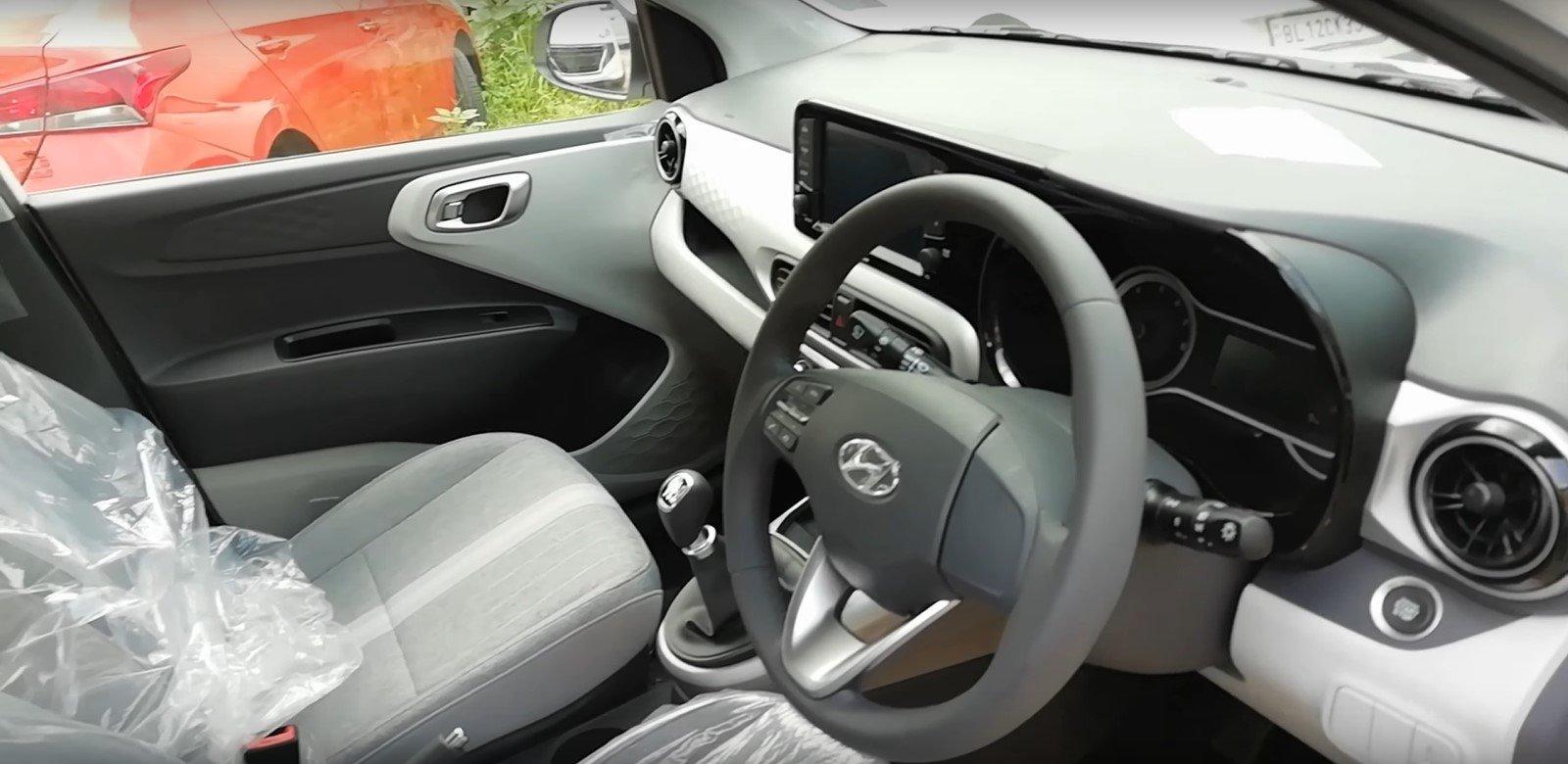 Hyundai Grand i10 2020 lộ ảnh thực tế đầy mới mẻ trước ngày ra mắt a3