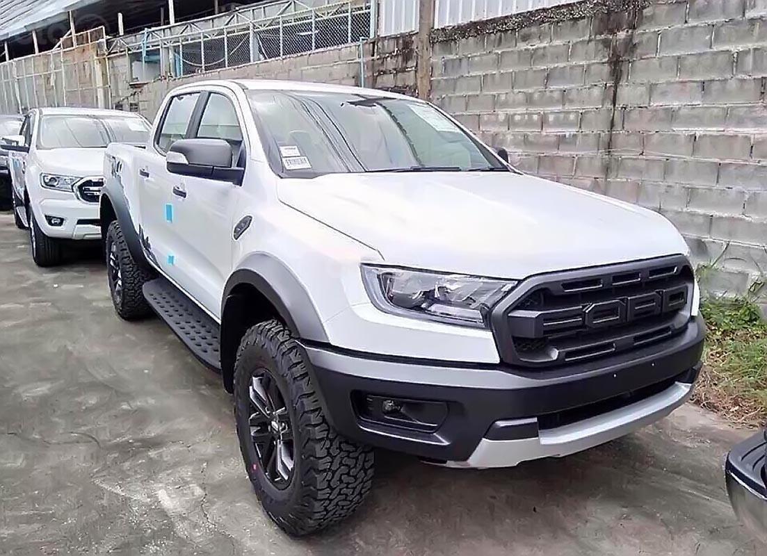 Bán Ford Ranger Raptor sản xuất năm 2019, màu trắng, xe nhập (2)