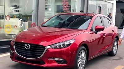 Mazda 3 nhận ưu đãi lên tới 20 triệu đồng tại đại lý trong tháng 8/2019.
