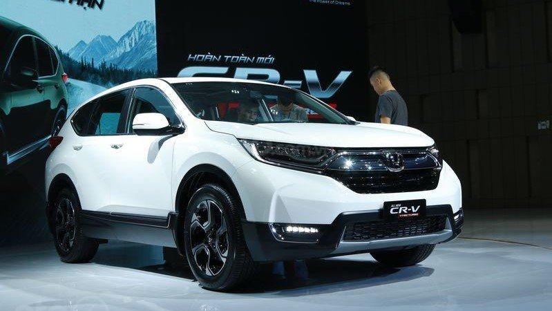 So sánh xe Subaru Forester 2019 và Honda CR-V 2019 a2