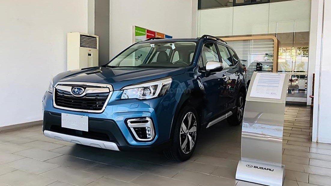 So sánh xe Subaru Forester 2019 và Honda CR-V 2019 a1